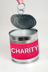 Charity word