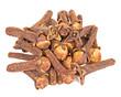 Macro spice cloves buds