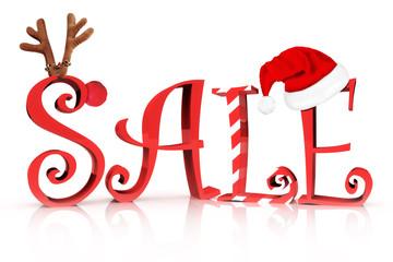 Christmas Holiday Sale.