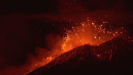 Etna shockwave