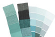 blue mint upholstery tapestry color selection for interior