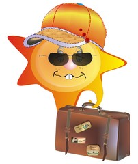 Sole Dentone Viaggiatore
