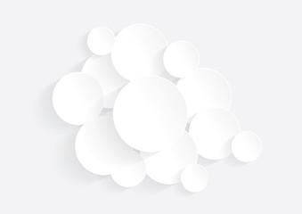 circular paper labels