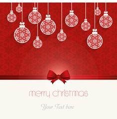 Christmas flat design Backg1