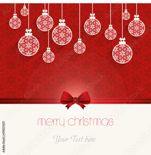Christmas flat design Backg1