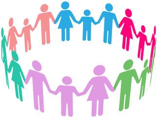 Family Diversity Social Community People