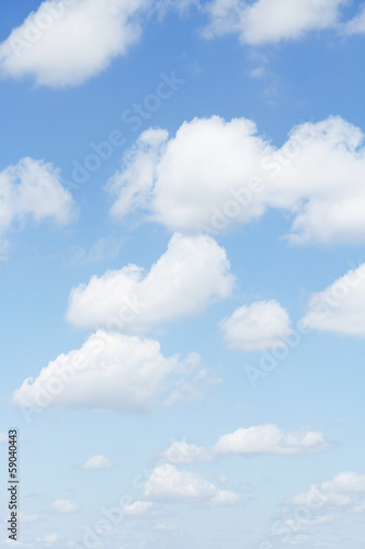 canvas print picture Clouds