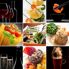 Gourmet Food and Drink Collection