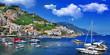 stunning Amalfi coast. Italy