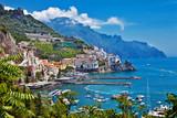 Fototapety stunning Amalfi coast of Italy