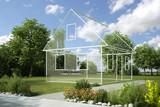 Haus Umriss - 59048468