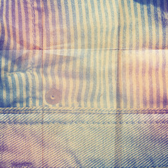abstract grunge jeans background