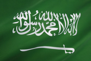Flag of Saudi Arabia