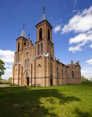 Catholic church.  Belarus