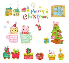크리스마스 아이콘 3
