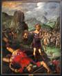Постер, плакат: Mechelen David and Goliath scene