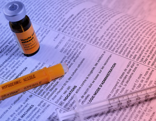 indication,notice,vaccination chez le médecin