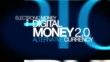 Money 2.0 animation digital cypto currency word tag cloud
