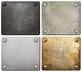Metal plates