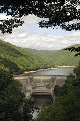 Barrage Hydroélectrique France