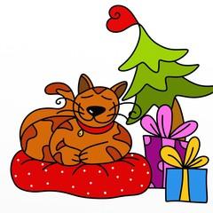micione natalizio