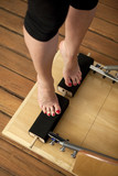 Assouplissements et étirements en salle de gym