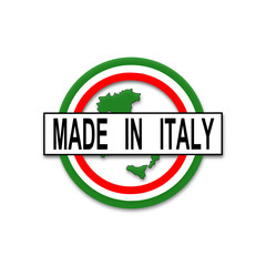 made in italy, bottone