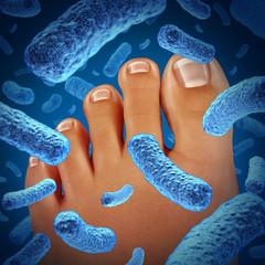 Foot Bacteria