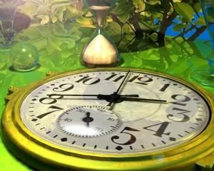 весенние часы