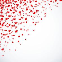 Herzkonfetti - przekątna