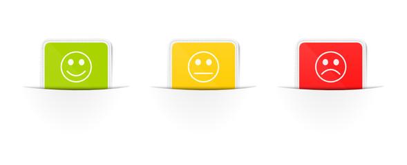 Schilder Smiley