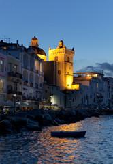 Bay of Ischia island, Italy