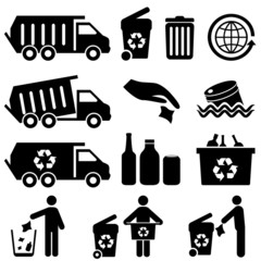 Recycling for clean environment
