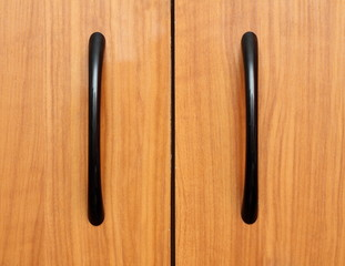 handle on furniture