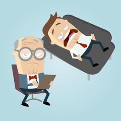 psychater sitzung therapie gespräch