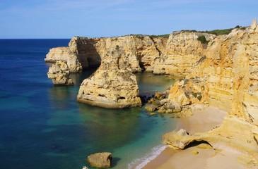 Algarve Strand Marinha - Algarve beach marinha 26