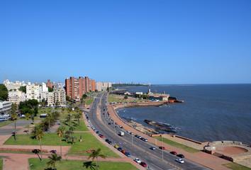 Montevideo, La Rambla