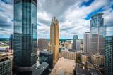 Fototapety Downtown Minneapolis and surrounding urban