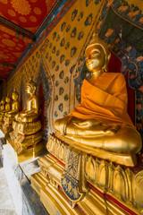 Bouddha, Wat arun, Thaïlande