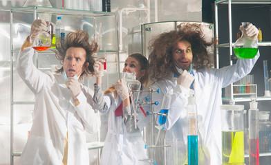 Crazy chemists