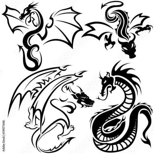 Tattoo Dragons