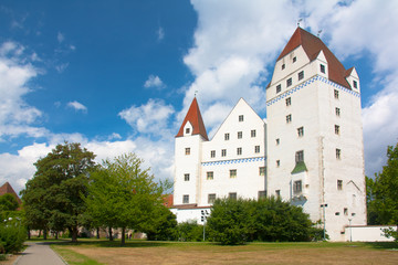 Ingolstadt Castle. Army Museum