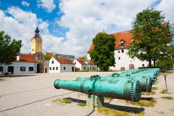 Ingolstadt Castle. Army Museum