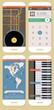 Vector Flat Elements of Infographics