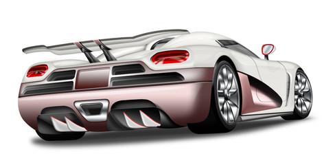 Luxussportwagen der Extraklasse