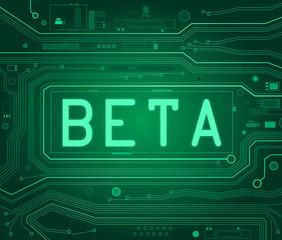 Beta concept.