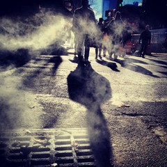 Steam on 9th Avenue