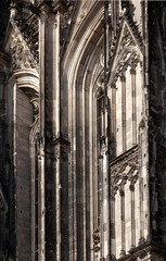 Cologne Cathedral Detail