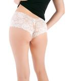 woman buttocks
