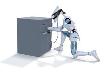 Robot Thief